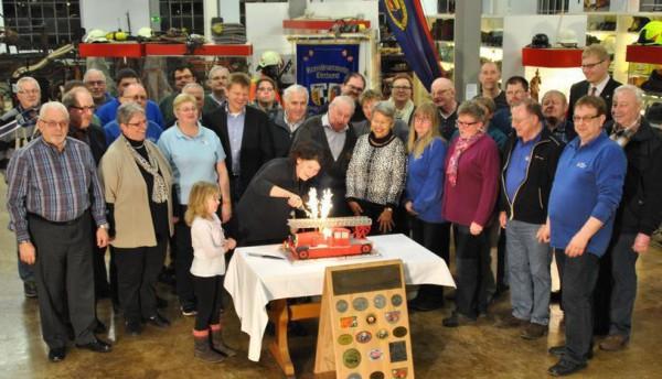 10 Jahre Haller Feuerwehrmuseum e.V.